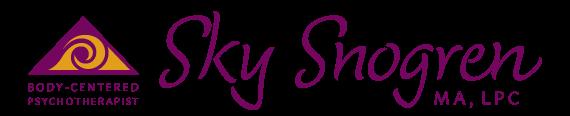 Sky Snogren Logo